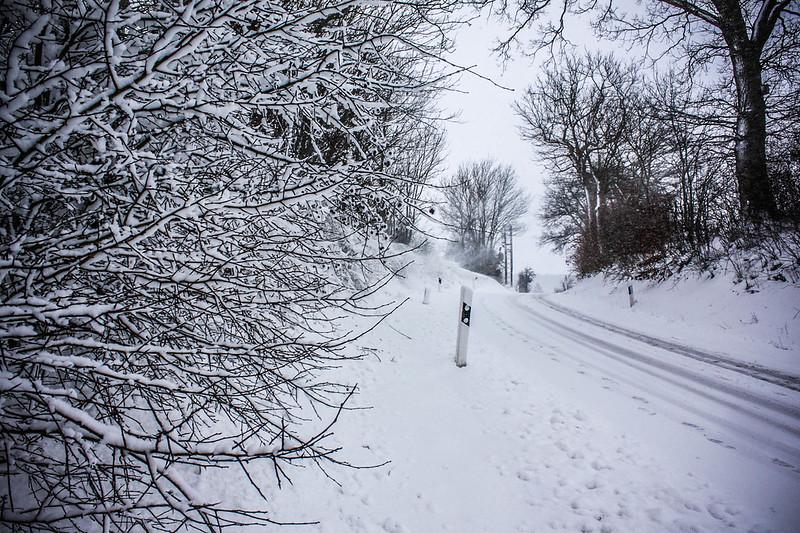Erinnerung an den Winter 2010