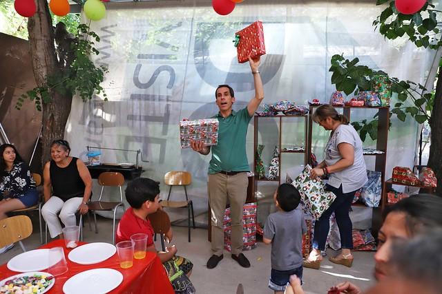 #EnTerreno : Fiesta Navideña Condominio Las Carabelas