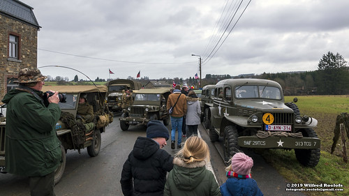 Manhay 2019 The Battle of the Bulge - 75th Anniversary | by Roelofs fotografie