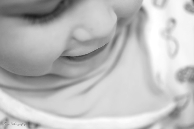 A child's smile...