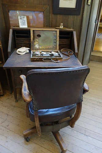 Couse Workspace. From History Comes Alive in Taos, New Mexico