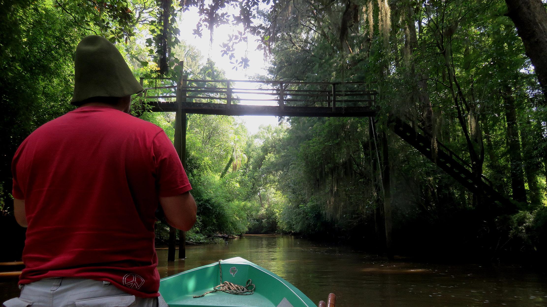 Puente sobre el Antequera