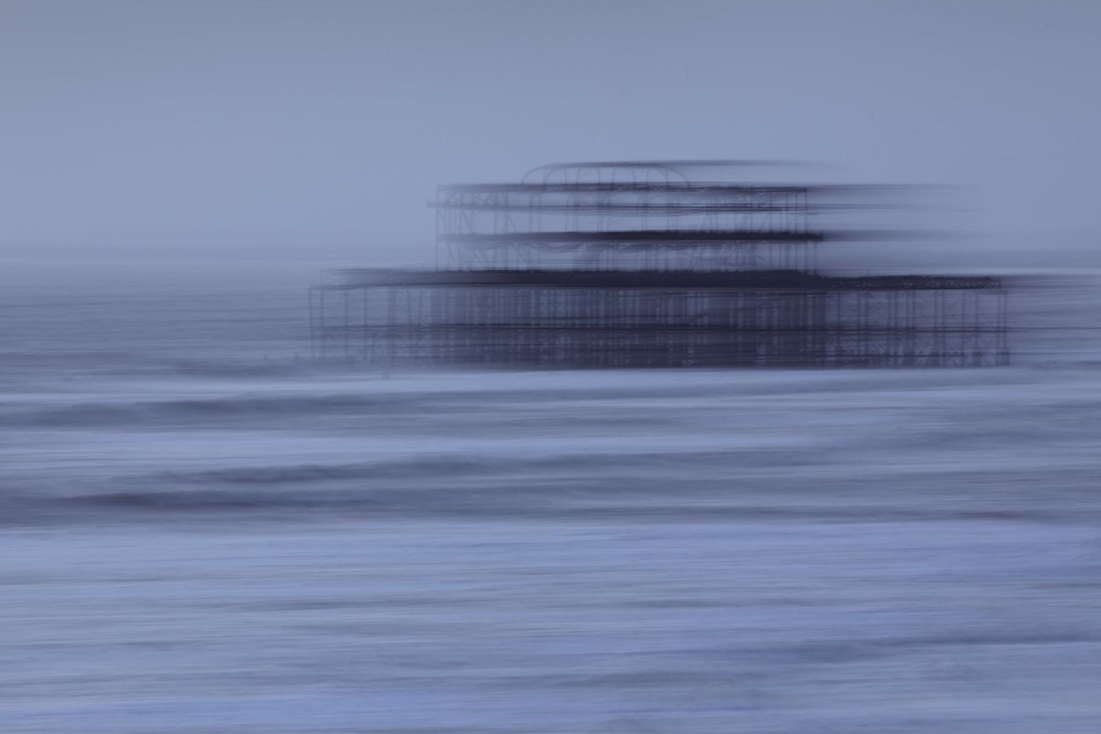 West Pier Blur