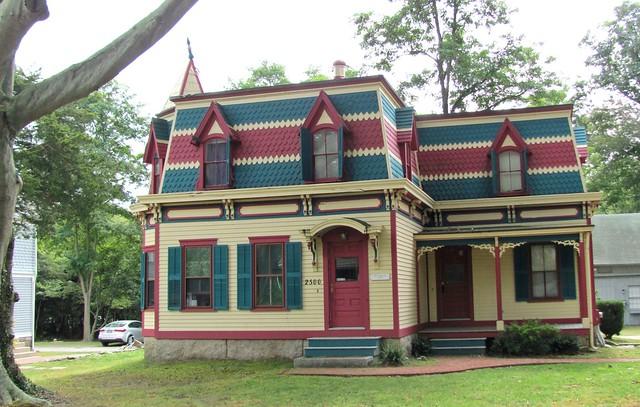 B. F. Brown House, South Kingstown RI 1