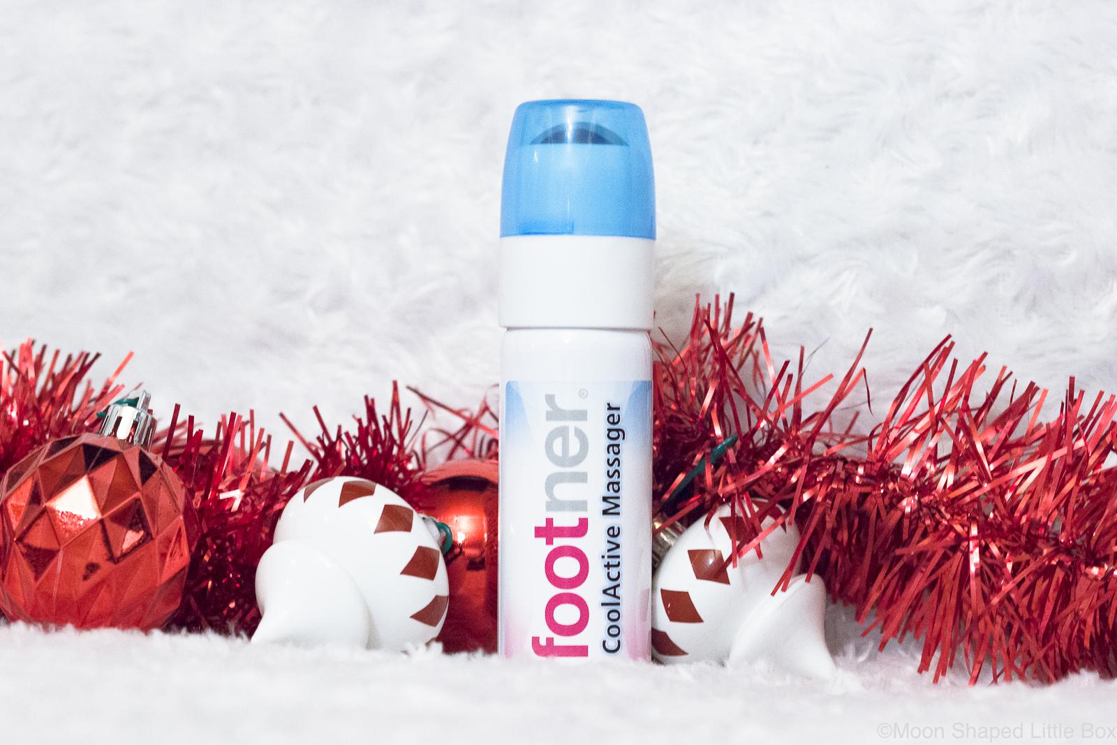Footner-vasyneille-jaloille-CoolActive-Massager