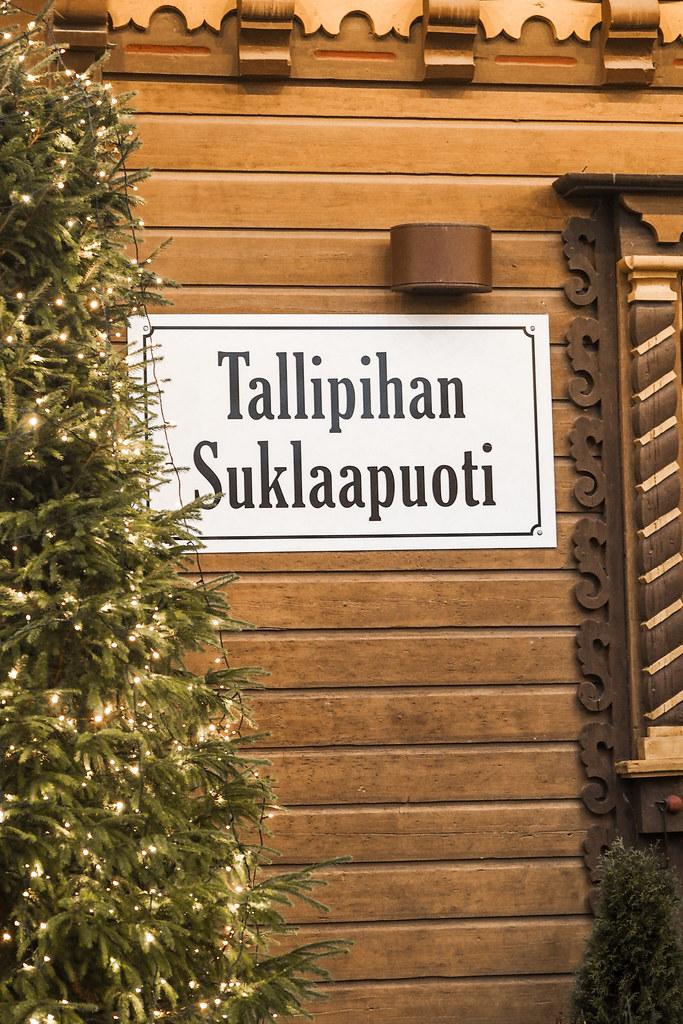Parasta Tampereella jouluna