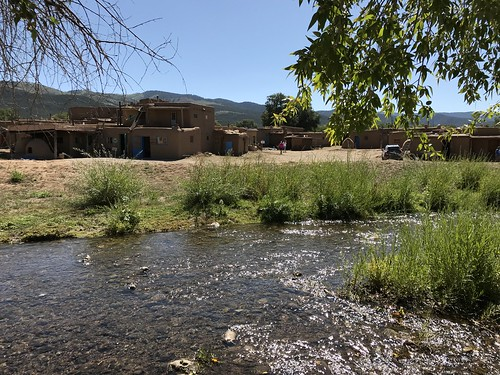 Taos Pueblo. From History Comes Alive in Taos, New Mexico