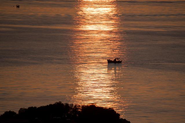 a fisherman's boat
