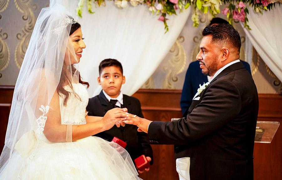La boda soñada de Zuri y José Alfredo Jiménez