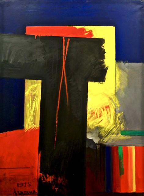 Untitled (1975) - António Charrua (1925-2008)