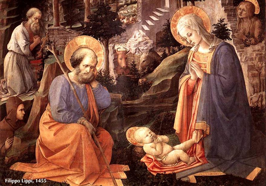 Filippo Lippi, 1455