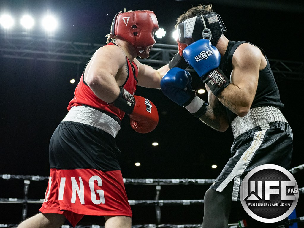 Wfc 118 12 7 19 Live Boxing At Rivers Casino Pittsburgh Flickr