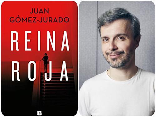 """REINA ROJA"" de Juan Gómez-Jurado"
