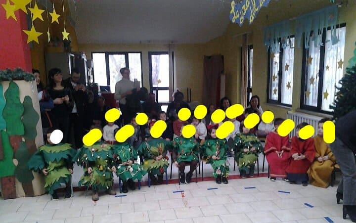 recita natalizia scuola infanzia A. Moro