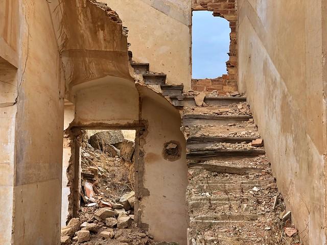 Ruinas del viejo Belchite