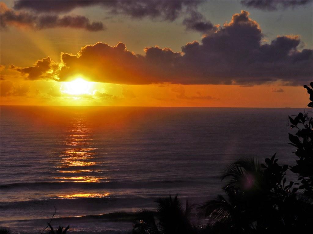 Sunrise in Itacaré - Bahia - Brazil  IMG_4571