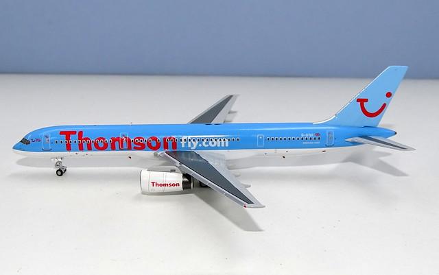 Thomsonfly Boeing 757-200 G-BYAI