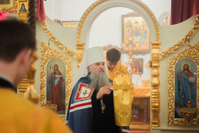 21 декабря 2019 г. Визит митрополита Варсонофия