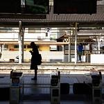 Journeys in Japan November, 2019  Onomichi stn., Hiroshima