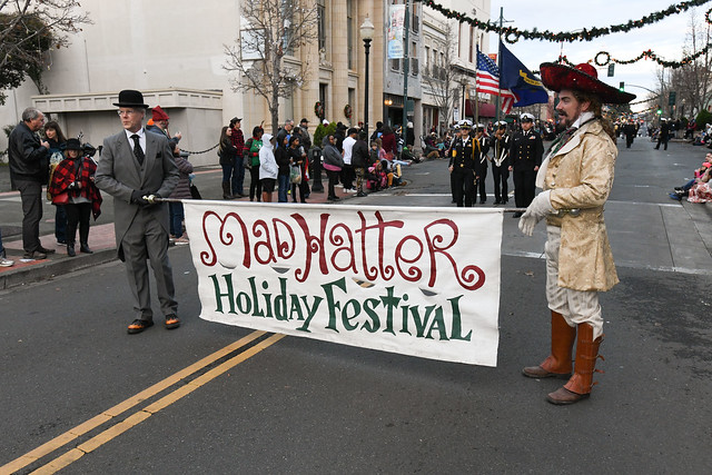 The 10th Mad Hatter Holiday Parade 36