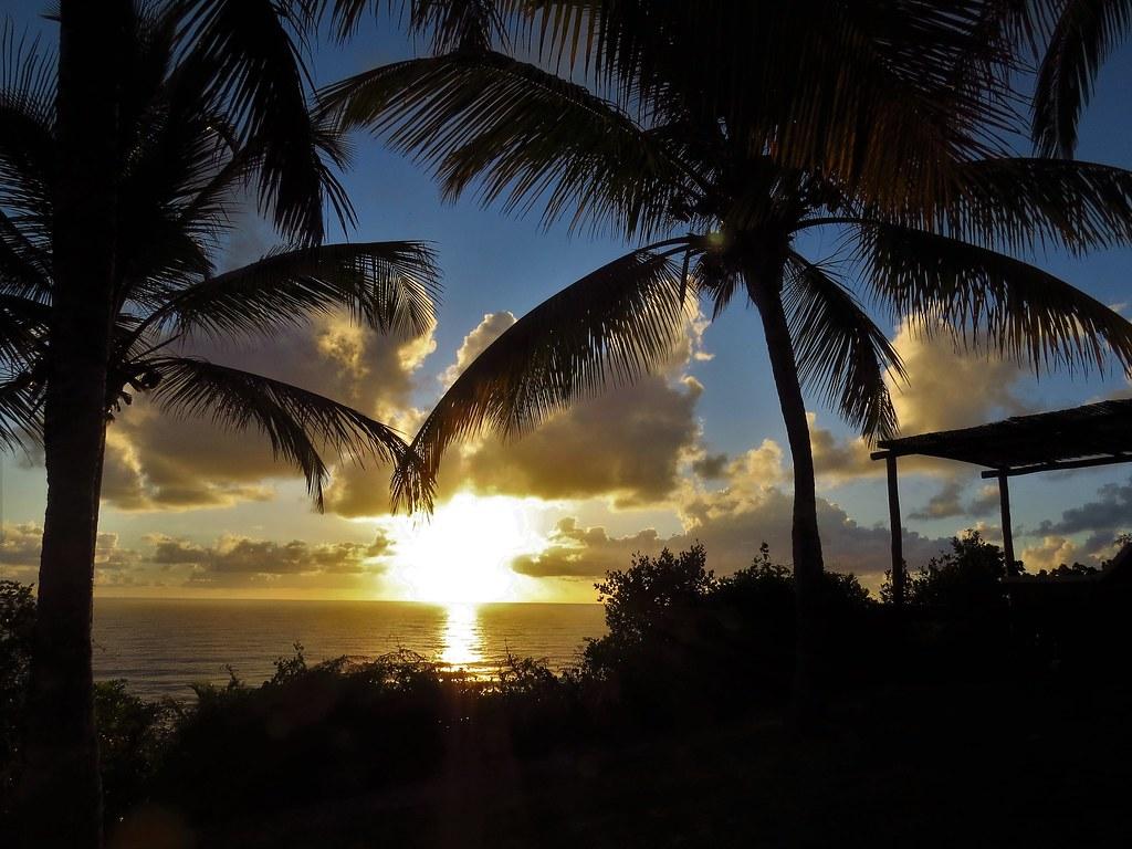 Sunrise in Itacaré - Bahia - Brazil  IMG_4617