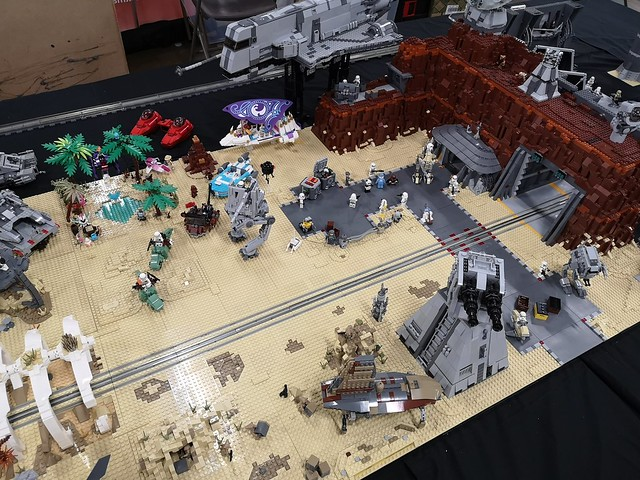 Desert Wars 2019 - Imperial Outpost