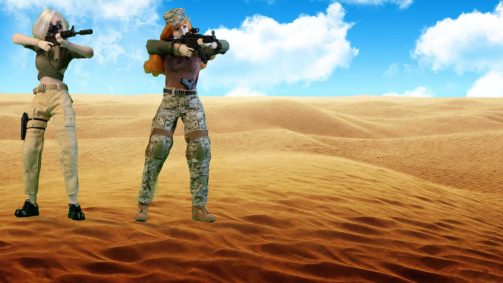 Phicen Female Military 49265546691_25c046a731_b