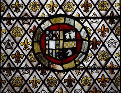 heraldic glass