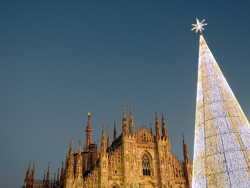 Milano (Natale 2019) - Piazza del Duomo