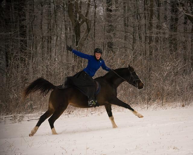 20191215 Snow Gallops_41