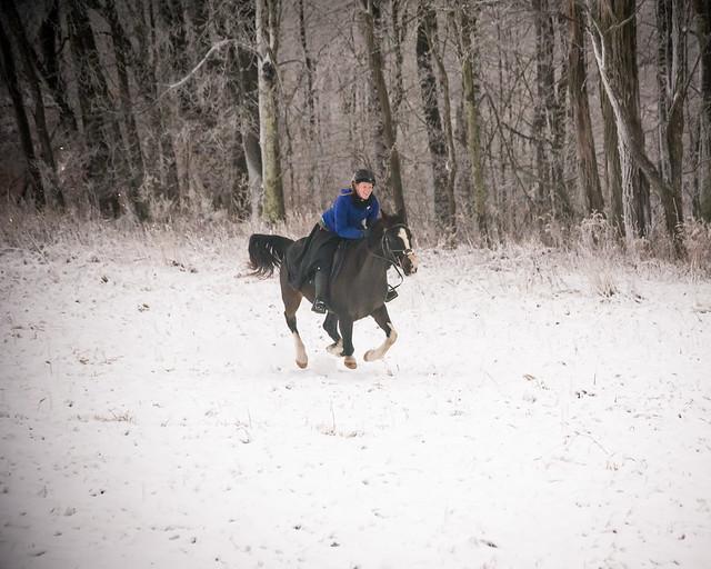 20191215 Snow Gallops_149