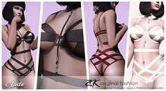 ZK AUDE EXCLUSIVE @ KINKY event