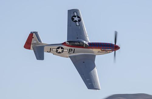 North American P-51D Diamondback