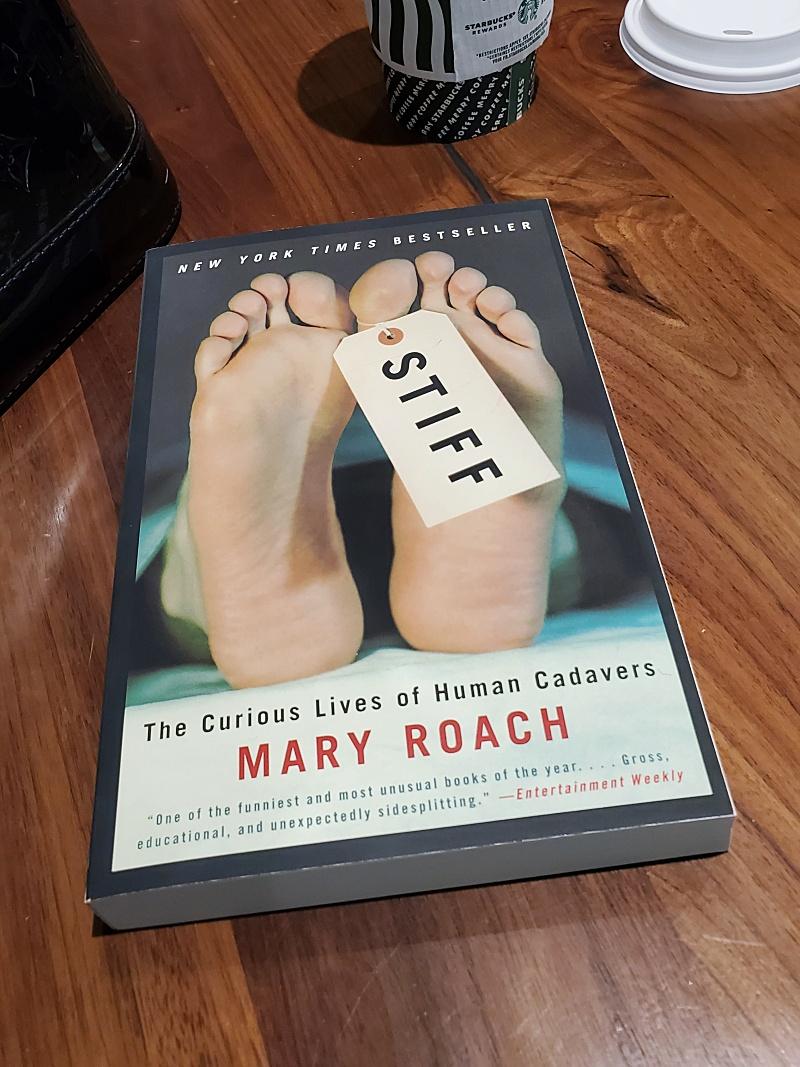 Stiff Mary Roach