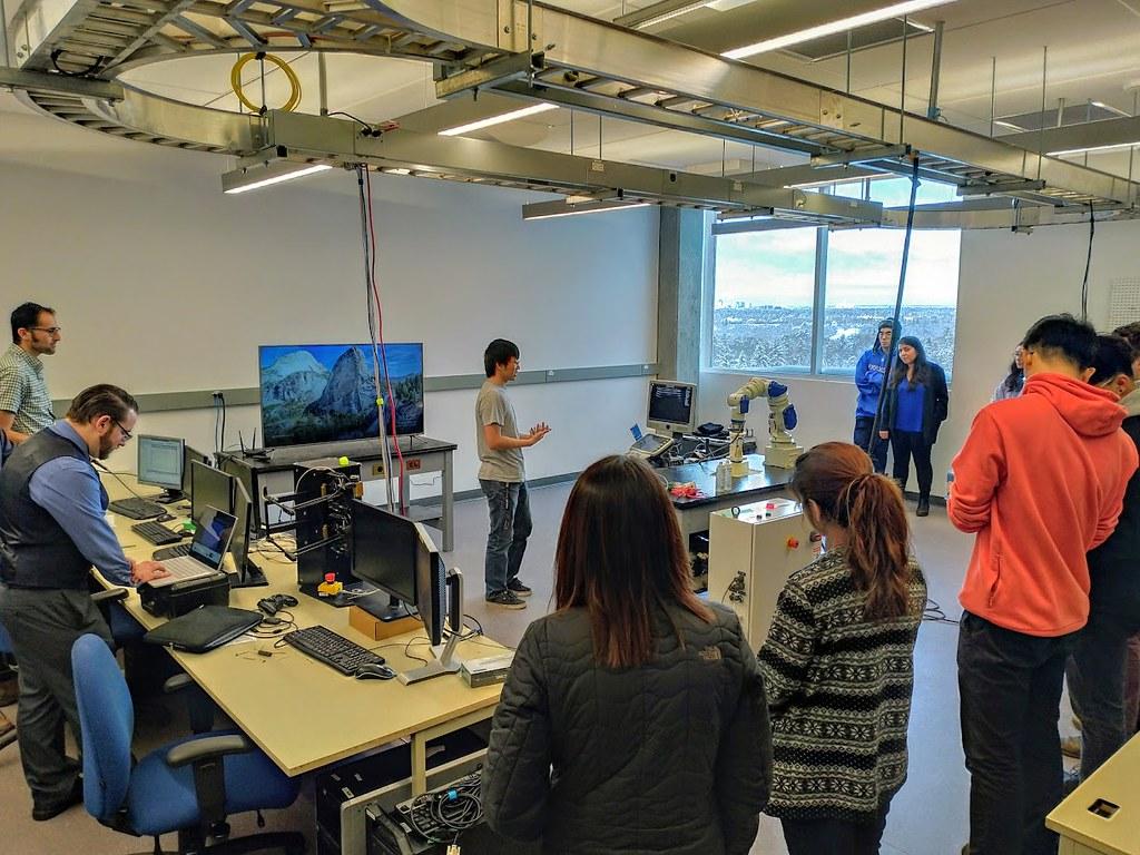 Medical Robotics Class (Dec 2018)