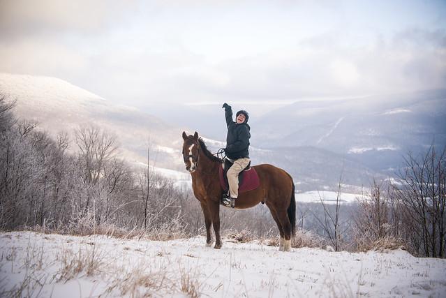 20191215 Snow Gallops_165
