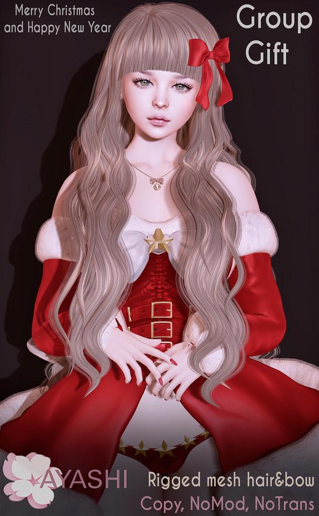 [^.^Ayashi^.^] Christmas&NY GroupGift