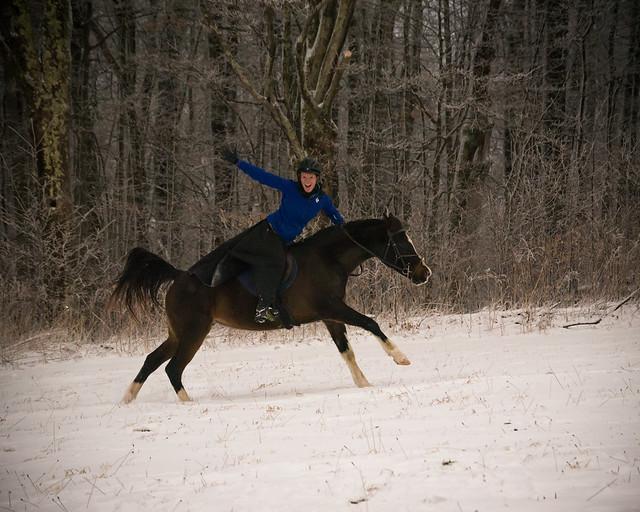 20191215 Snow Gallops_40