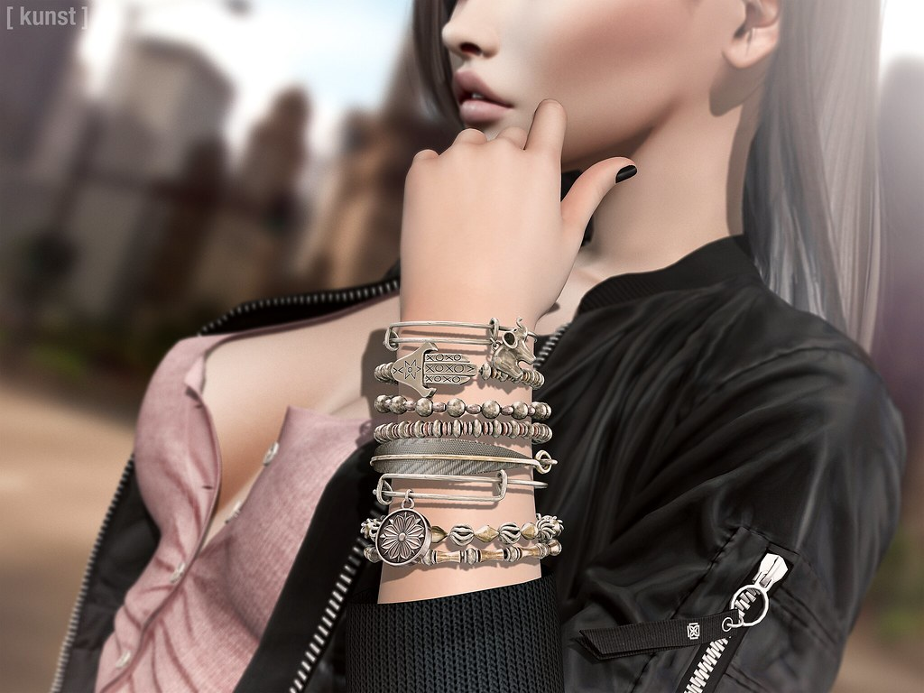 [ kunst ] – Amara bracelets