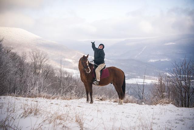 20191215 Snow Gallops_167