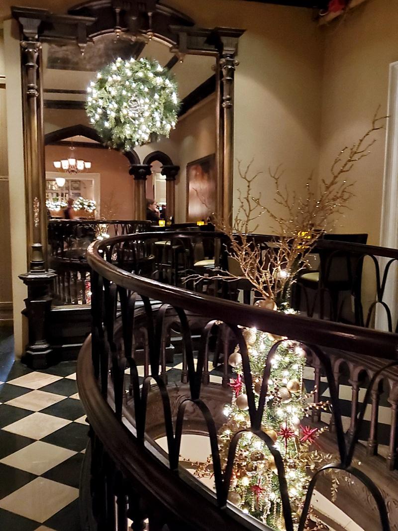 The Keg Mansion Christmas