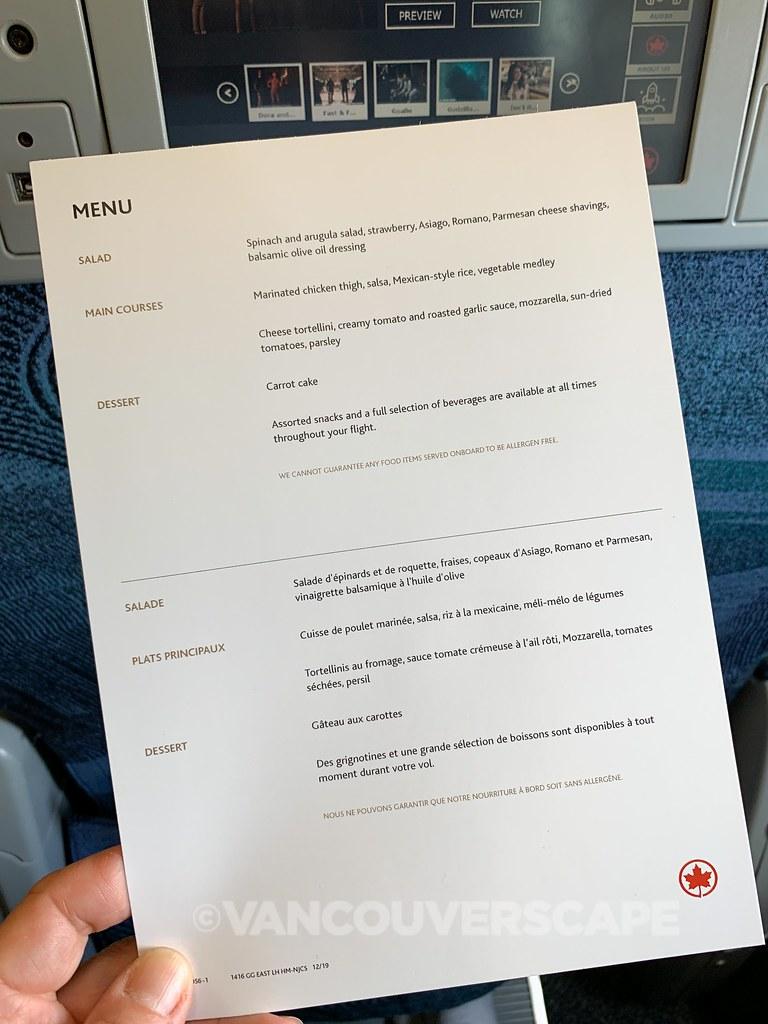 Air Canada to San Juan-14