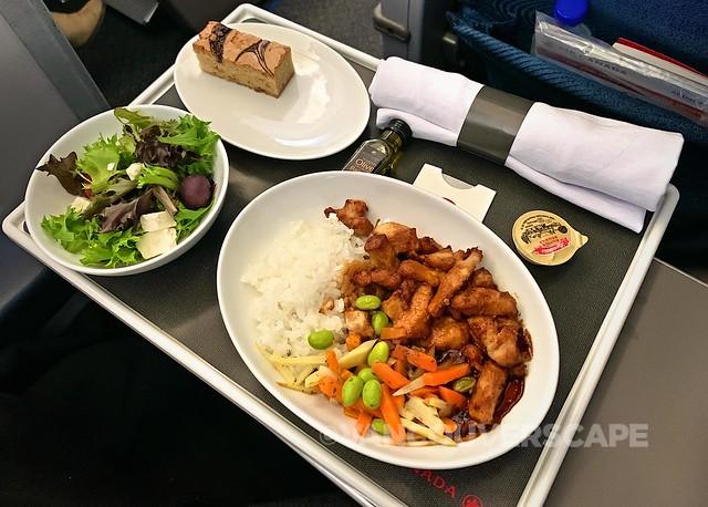 Air Canada to San Juan-12