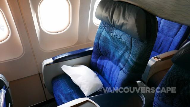 Air Canada to San Juan-7