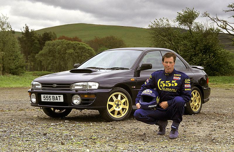 8 Subaru Impreza Turbo McRae Series, Colin McRae