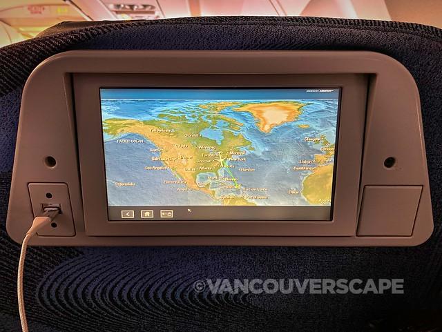 Air Canada to San Juan-11