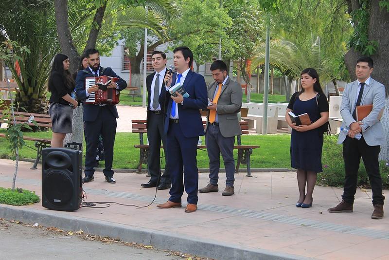 Un gran movimiento juvenil en Trehuaco.