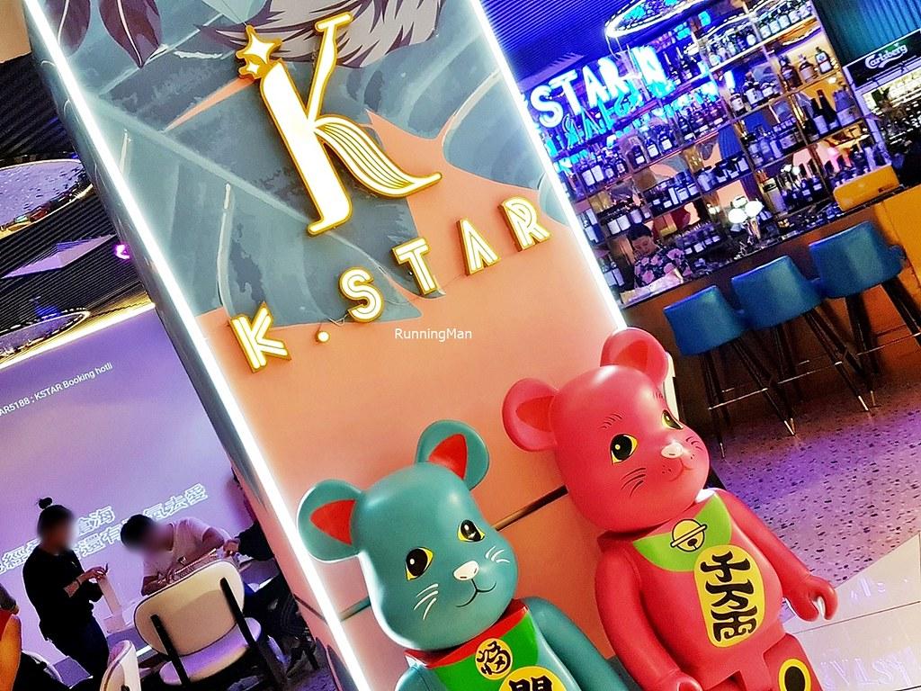 K.Star Karaoke Signage