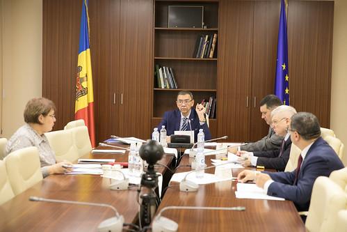 24.12.2019 Selectarea candidaților admiși la funcția de Director al Consiliului de administrație al Agenției Naționale pentru Reglementare în Energetică desfășurat de Comisia economie, buget și finanțe