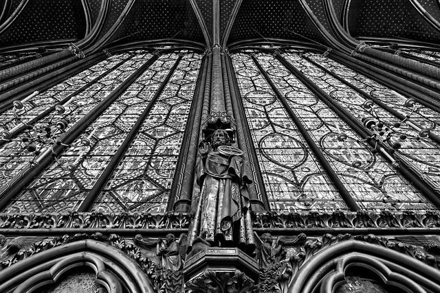 Sainte Chapelle, details